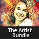 The Artist - Bundle - PSD Photo Templates