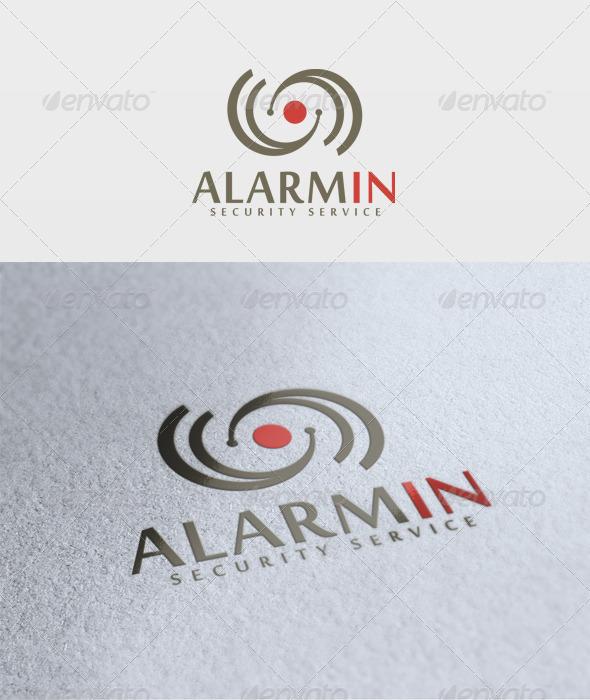 Alarmin Logo - Symbols Logo Templates