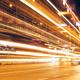Night traffic in Hong kong - PhotoDune Item for Sale