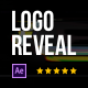 Glitch Distortion Logo Reveal - VideoHive Item for Sale