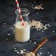Vegan oat milk, non dairy alternative milk - PhotoDune Item for Sale