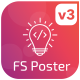 FS Poster - WordPress Auto Poster & Scheduler