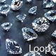 Diamonds Flicker 2 - VideoHive Item for Sale