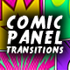 Comic Panel Transitions - VideoHive Item for Sale