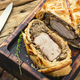 Homemade beef Wellington - PhotoDune Item for Sale