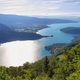 View of the Annecy lake from Col du Forclaz - PhotoDune Item for Sale