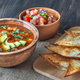 Bowl of spicy Mexican soup - PhotoDune Item for Sale