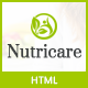 Nutricare | Nutrition Health and Diet Creative HTML5 Template - ThemeForest Item for Sale