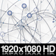 Digital Network of Connections Web of Nodes Dots and Lines - VideoHive Item for Sale