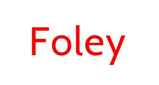 Foley