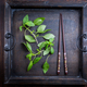 Image of Thai basil leaves - PhotoDune Item for Sale