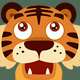 Cartoon Tiger Pack - VideoHive Item for Sale