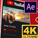 Youtube Intro and Lowerthird (AfterFX) - VideoHive Item for Sale