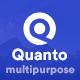 Quanto - Business Responsive WordPress Theme - ThemeForest Item for Sale