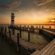 Lighthouse in Podersdorf am see , Burgenland , Austria - PhotoDune Item for Sale