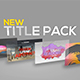 Abstract Title Pack - VideoHive Item for Sale