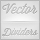 Vector Dividers Pack - GraphicRiver Item for Sale