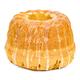 Bundt Cake with sugar glaze on white background - PhotoDune Item for Sale