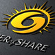Power of Sharing Logo - GraphicRiver Item for Sale