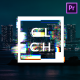 Glitch Titles Animations for Premiere Pro - VideoHive Item for Sale