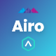Free Download Airo - Minimal Theme for Ghost Nulled