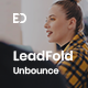 LeadFold - Lead Generation Unbounce Landing Page