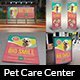Pet Care Center Advertising Bundle Vol.2