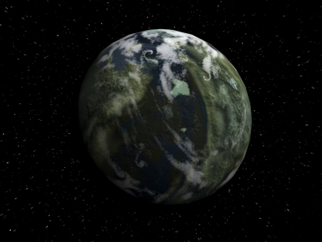 Planet Zenith