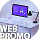 Desk Website Promo & App Promo - VideoHive Item for Sale