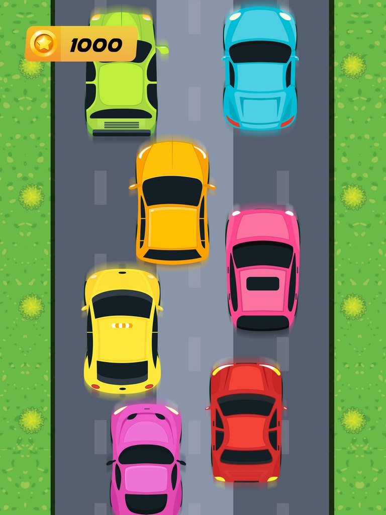 Swipe Car Rush – Ultimate Racing + Car Game + Ready For Publish + Android