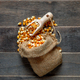 cob grain in the sack - PhotoDune Item for Sale