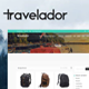 Travelador - Blog Travel & Agency Joomla Template with Page Builder