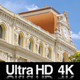 4K City Hall Of Cannes France - VideoHive Item for Sale