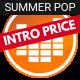 Upbeat Uplifting & Positive Summer Pop
