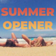 Dynamic Summer Opener - VideoHive Item for Sale