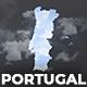 Portugal Map - Portuguese Republic Map Kit - VideoHive Item for Sale