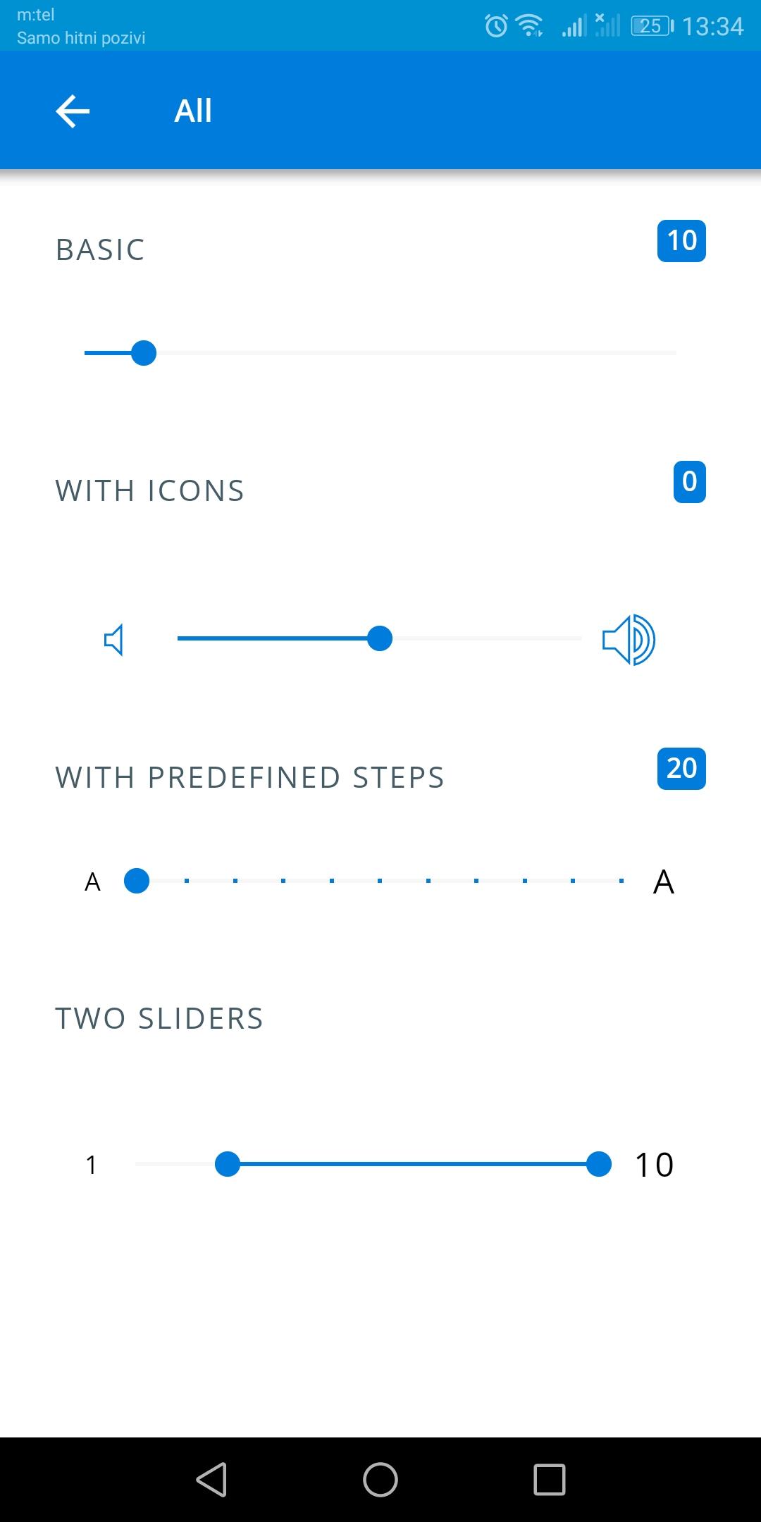 Billy | Ionic 4 / Angular 7 UI Theme / Template App | Multipurpose Starter  App
