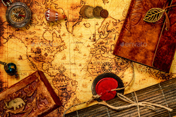Vintage travel background with old map on magazine background, newspaper background, old nautical maps, paper background, wood background, old world cartography, key background, old wallpaper, bouquet background, old compass, old boats, old us highway maps, old treasure maps, space background, city background,