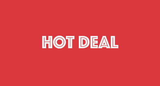 Hot Deal - 2019