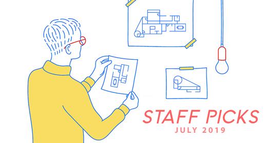 Staff Picks July 2019