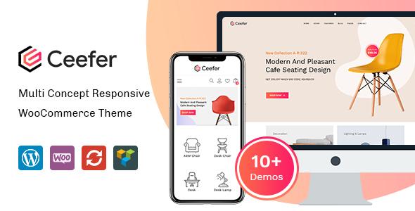 Ceefer - Creative WooCommerce Theme
