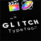 Glitch - Animated Typeface for FCPX and Motion 5 - VideoHive Item for Sale