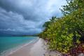 Tropical ocean coastline in nasty weather - PhotoDune Item for Sale