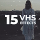 15 VHS Video Effects - VideoHive Item for Sale