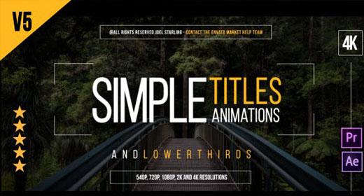 Text Animation Templates