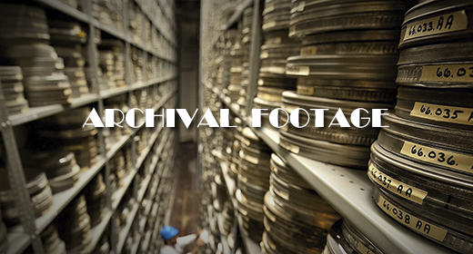 ARCHIVAL FOOTAGE COLLECTION
