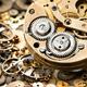 Vintage pocket watch clockwork mechanism parts and hand watch macro view - PhotoDune Item for Sale