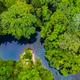 Matevulu Blue Hole, Espiritu Santa Island, Vanuatu, tourist dest - PhotoDune Item for Sale