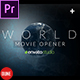 World Movie Opener - VideoHive Item for Sale