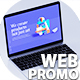 Modern Website Promo - VideoHive Item for Sale